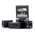 Two Camera In-Car DVR