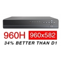 8 Channel CCTV DVR 960H High Definition Digital Video Recorder with 2tb built in