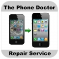 iPhone 4g  black lcd fitted replacement service