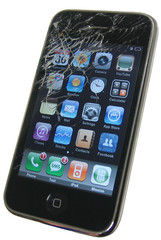 Repair iphone screen